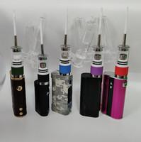 CP Enail verre Fixation Dabber Rig Vaporizer Dab verre CPENAIL Concentré Dry Wax Herb réservoir Atomiseur 510 pour Box Mod