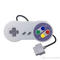 Классических контроллеров контроллер USB ПК геймпад джойстик замена джойстик для супер для Nintendo для SNES РЭШ LaWindows SF для планшетных ПК DHL бесплатно