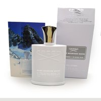 العقيدة المياه الجبلية شظية لرجل 120ML العطور عيد الميلاد مع طويلة الأمد الوقت جيدة رائحة الروائح