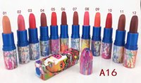 New LIPSTICK MATTE Lips Chris Chang Matte Lipstick 12 Differ...