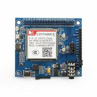 scheda di espansione SIM7600CE 4G / comunicazione Figura Netcom 4G / 3G / 2G, posizionamento GNSS, lampone Pi 3b 3b + (versione completa)