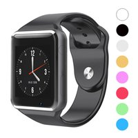 A1 Smartwatch Bluetooth Smart Watch Sports Wristwatch Suppor...