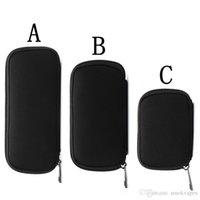 Os mais recentes Zipper Bag portátil Proteja armazenamento caso Shell Proteção Caixa Forjuul Vape Pen Pod Heat-não-Burn Kit vaporizador Hot bolo DHL grátis
