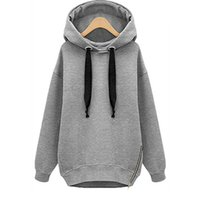 2019 Autumn Winter Women Hoodies Long Sleeve Hooded Loose Ca...