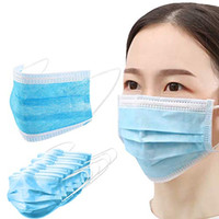 Disposable Masks Meltblown non- woven Masks with elastic ear ...