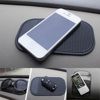 Car Anti- Slip Dashboard Sticky Pad Mat For Phone Glasses Mag...