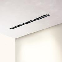 Unvisible LED Unit 자기 선형 단순 디자인 LED 0-10V Triac Dimming Embedded Trimless Light 30 Deg. 90ra.