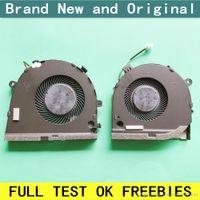 Охладитель охлаждения CPU по ноутбукам для Dell Ins G3-3579 CN-0TJHF2 CN-0GWMFV DFS551205ML0T FKB7 DC28000KUF0 DC28000KVF0 DFS481105F20T FKB6 FCN