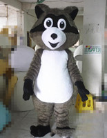 2018 Discount factory sale Animal Gray Puppy Mascot Costume ...