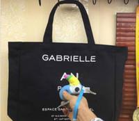 حقيبة تسوق كلاسيكي رياضة أكياس قماش سميكة السفر حمل حقيبة المرأة قماش غسل حقيبة مستحضرات التجميل آلة تخزين ماكياج