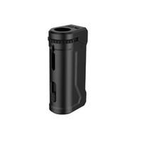 Authentic Yocan UNI Pro Mod 650mAh Box Mod Pré-aqueça o VV Battery For All Largura de cartuchos de atomizadores de óleo Tensão Mod Vape ajustável