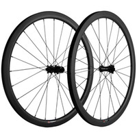 700C قرص الفرامل الكربون العجلات الفاصلة 40MM العمق العرض 25mm الكربون عجلات الطريق دراجة UD ماتي CX6 محور 6 مسامير