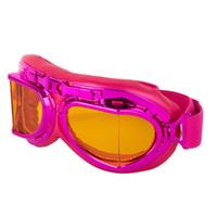 Nawenson دراجة نارية نظارات ريترو طيار نظارات ركوب الدراجات الدراجة نظارات نظارات نظارات