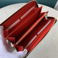 Billetera luxurys diseñadores bolsas mochila bolsas bolsas bolsas bolsas titular de la tarjeta Dicky, 020-1