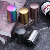 Automatico apribottiglie in acciaio inossidabile Press apribottiglie birra magnetica Bottiglia di bibita protezione del vino di apertura barra della cucina Accessori VT0325