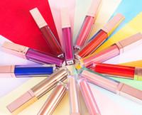 13 cores líquido matte private label beleza vegan nude peel off tubos de papelão orgânico líquido batom embalagem waterpoof lipgloss