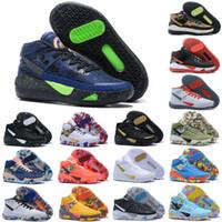 2021 جديد كيفن durant xiii kd 13 13 ثانية رجل متعدد الألوان KD13 المدربين كرة السلة أحذية النخبة الرياضة أحذية رياضية الحجم 40-46