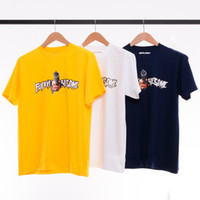New Fucking Awesome T-shirt Design Cool Uomo Skateboards Tees 100% Cotton Lovers Casual Camicie LLWH0503