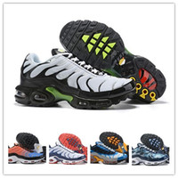 top quality 2019 Men Run Sport Plus QS TN running shoes Mens...