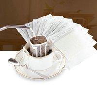 Filtros de café 200 PCS Portátil Drip Papel Colgando Ear Bolsa Filtro
