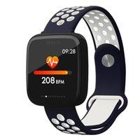 F15 Smart Armband GPS Blutdruck Blut Sauerstoff Pulsmesser Smart Wriswatch IP68 Fitness Tracker Smart Uhr Für iOS Android Telefon