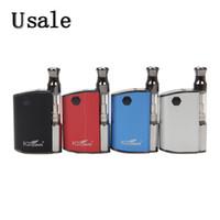 Kangvape Mini 420 Box Kit mit 400 mAh VV Batterie Mini TH-420 Mod 1,5 Ohm 0,5 ml Vape Dicköltank Zerstäuber 100% Original