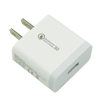 QC 3.0 rapide chargeur mural USB Charge rapide 5V 3.5A 9V 2A Adaptateur Voyage rapide de charge UE pour Samsung US Plug Huawei Phone