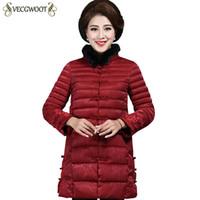 Damen Down Parkas Winter Plus Size Baumwolljacke Frauen Mode Warme Wattierte Langarm Weibliche LJ071