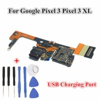 ORIGIANL Geprüft Für Google Pixel 3 Pixel 3 XL USB-Ladestation Portflexkabel-Ersatzteile für Google Pixel 3 3XL 1Pcs
