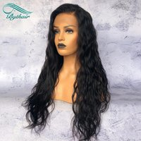 High Quality Brazilian Virgin Hair Glueless Lace Front Human...