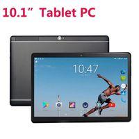 Quad-Kern 10-Zoll MTK6582 IPS-Kapazitiver Touchscreen Dual Sim 3G Phablet-Telefon-Tablet-PC 10,1 Zoll Android 4.4 1 GB RAM 16 GB ROM