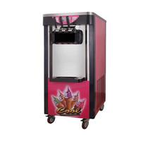 2100W Kommerzielle Softeismaschine Automatische Eismaschine Intelligente Softeismaschine
