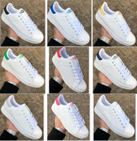 2019 New Lace Up Low Casual Shoes Mens Womens Designer Sneak...