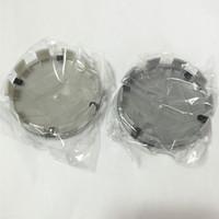 4 ADET Tekerlek Hub Kap Merkezi Kapak 68mm Kapakları Kapak Logo Kapak 3 5 7 X1 X3 X5 X6 için Özelleştirmek
