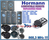 5pieces Hormann hsz2   4 hsp4 868- c, hsd2- A 868, hsd2- c 868 un...