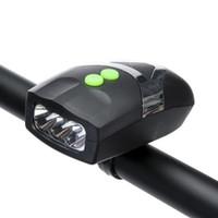 HXLSPORTSTORE Водонепроницаемый велосипедный светильник велосипед безопасности красный задний предупреждающий свет велосипедную безопасность предостережения лампы 3 светодиодные и звуки трубы