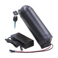 Petite taille 36V 7Ah 10ah bouteille d'eau ebike batterie pack avec tongsheng kit de moteur 36volt 250w moteurs tsdz2