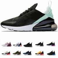 Nike 2019 270s Cushion Sneaker Designer Shoes 27O Trainer Off Road Star Iron Sprite 3M CNY Uomo Generale Per Uomo Donna 36-45