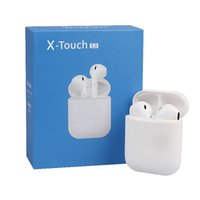 X- touch Wireless Bluetooth Earphones stereo Earbuds Air pods...