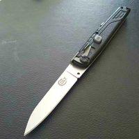 Colt II única ação tática autodefesa dobrável bolso EDC sobrevivência auto faca de acampamento faca dom caça facas xmas Adkershaw PD00