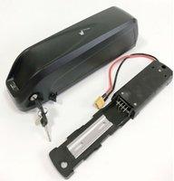 Batteria elettrica per tubo obliquo per biciclette ad alta capacità 48V 17AH 18AH 1000W uso batteria LG Batteria agli ioni di litio E-bike Kit motore EU no tax
