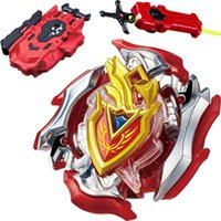 Trottola Beyblade BURST Bey Blade Metal Fusion 4D No Launcher Bayblade Fighting Gyro Gioco Modello Lame Giocattoli Per bambini