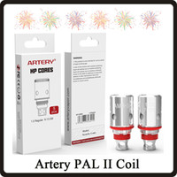 Artery PAL II Coil Mesh Coil 0. 6ohm Regular 1. 2ohm for Arter...