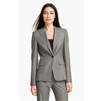 8d5243aba081 Ladies Business Suits Female Formal Women Suits with Pant + Blazer Set  Womens Business Suits Office Uniform Style
