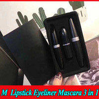 Nuovo trucco di arrivo Kollection Makeup Set Matte Lipstick Eyeliner Mascara Set 3 in 1 Kit cosmetici
