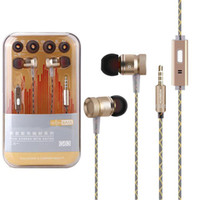 G63 Wire Stereo Hi- fi Earphone Sports Bass Inear in- ear Head...