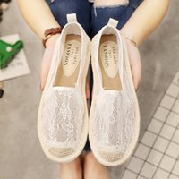 Breathable Summer Women Flats Fashion Basic Fisherman Hollow...