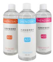 Aqua Solución Peeling / aqua Peel solución concentrada de 400 ml por botella de Aqua Serum Facial Hydra Serum Facial Piel Normal envío