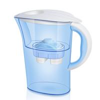 Beijamei 2.5L Water Pitcher Filter Домашний кувшин для воды Фильтр с активированным углем для питья для здоровья Удалить отложения хлора