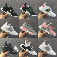 Sneakers Kids Human Race R1 per Big Kid XR1 Sneaker Youth Races Sports Scarpe Pharrell Williams Pour Enfants Humanrace Chaussures Boys